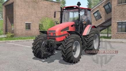 MTZ-1523 Беларуȼ para Farming Simulator 2017