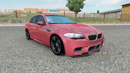 BMW M5 (F10) 201Ձ para Euro Truck Simulator 2
