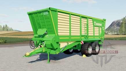 Krone TX 460 Ɗ para Farming Simulator 2017
