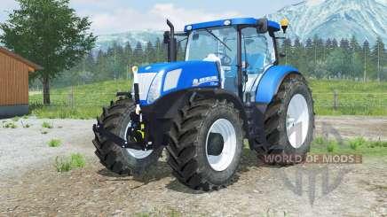 A New Holland T7.2Ձ0 para Farming Simulator 2013