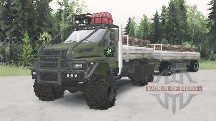 Ural-4320-6951-74 para Spin Tires