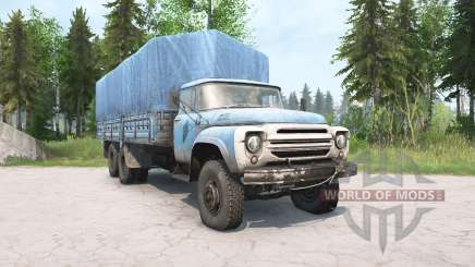ZIL-133G1 para MudRunner