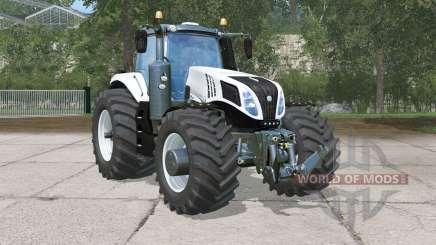 A New Holland Ꚑ8.320 para Farming Simulator 2015