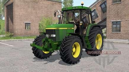 João Deerᶒ 6810 para Farming Simulator 2017