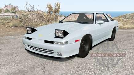Toyota Supra Turbo (MA70) 1990 para BeamNG Drive