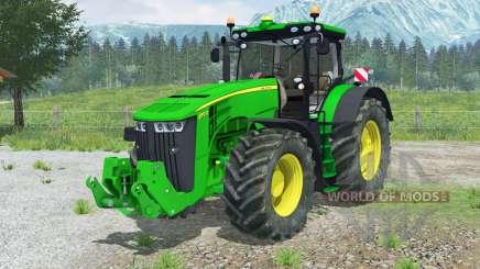 A John Deere 8370Ɍ para Farming Simulator 2013