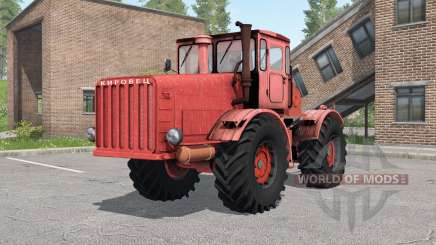 Kirovets Ꝁ-700 para Farming Simulator 2017