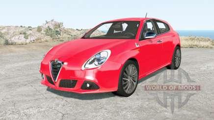 Alfa Romeo Giulietta (940) 2013 para BeamNG Drive