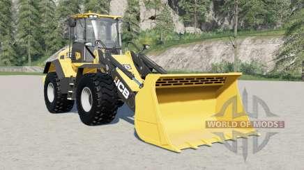 JCB 435 S mining wheels para Farming Simulator 2017