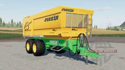 Joskin Trans-Espaço 7000-Ձ7 para Farming Simulator 2017