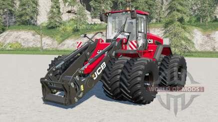JCB 43ƽ S para Farming Simulator 2017