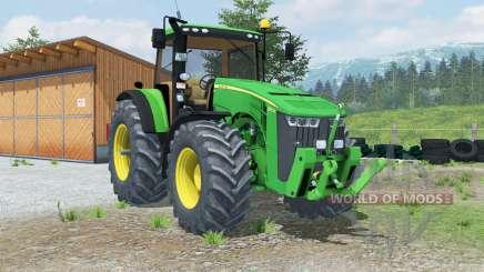A John Deere 8370Ꞧ para Farming Simulator 2013