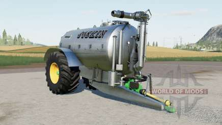 Joskin Modulo2 8400 ME para Farming Simulator 2017