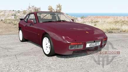 Porsche 944 Turbo S 1988 para BeamNG Drive