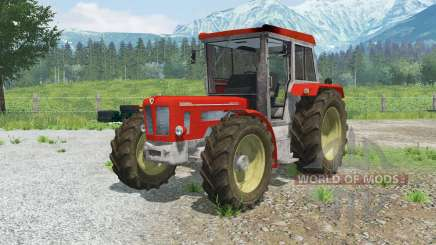 Schluter Super 1250 VⱢ para Farming Simulator 2013