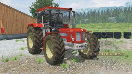 Schluter Super 1500 TVⱢ para Farming Simulator 2013