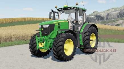 A John Deere 6R-seriⱸs para Farming Simulator 2017