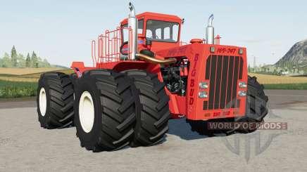 Big Bud 16V-7ꝝ7 para Farming Simulator 2017