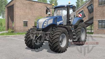 A New Holland T8.4Ձ0 para Farming Simulator 2017