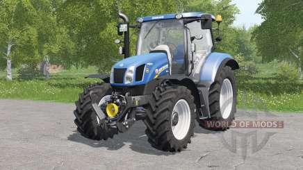 A New Holland T6-serieʂ para Farming Simulator 2017