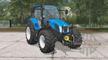 A New Holland Tⴝ.115 para Farming Simulator 2015