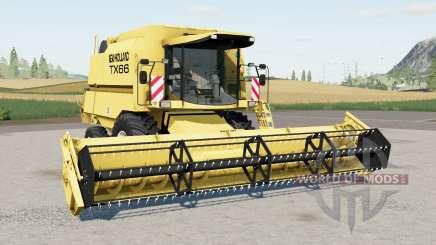 New Holland TX66 para Farming Simulator 2017