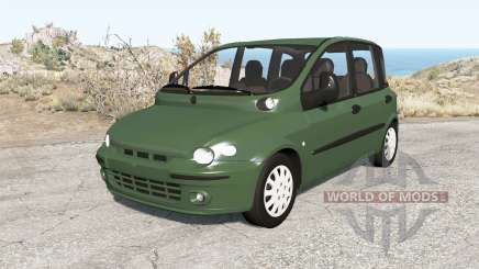 Fiat Multipla (186) 2004 para BeamNG Drive