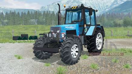 MTZ-1221 Беларуƈ para Farming Simulator 2013