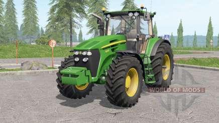 A John Deere 7030-serieᵴ para Farming Simulator 2017