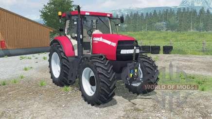 Case IH Maxxum 1Ꝝ0 para Farming Simulator 2013