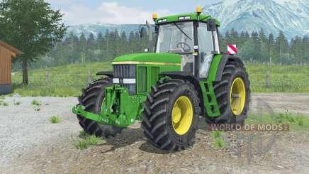 João Deerꬴ 7810 para Farming Simulator 2013