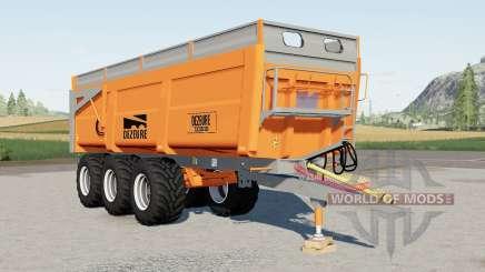 Dezeure D28 para Farming Simulator 2017
