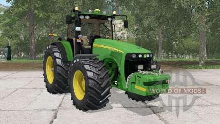 A John Deere 85೩0 para Farming Simulator 2015