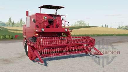 Bizon Super Ꙁ056 para Farming Simulator 2017