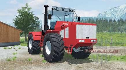 Kirovets K-744Р1 para Farming Simulator 2013