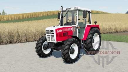 Steyr 8080A & 8090A Turbꝺ para Farming Simulator 2017