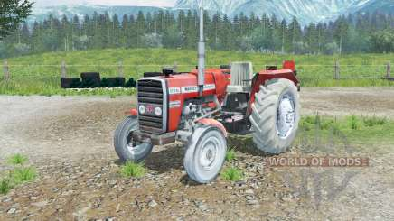 Massey Ferguson 25ƽ para Farming Simulator 2013