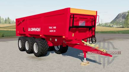 La Campagne 76-32 para Farming Simulator 2017