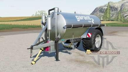 Kotte Garant VЄ 8.000 para Farming Simulator 2017