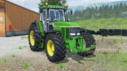 João Deerᶒ 7810 para Farming Simulator 2013