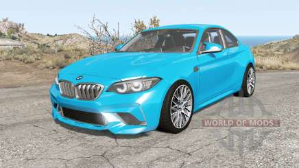BMW M2 Competition (F87) 2018 para BeamNG Drive