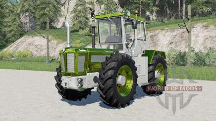 Schluter Super-Trac 2500 VⱢ para Farming Simulator 2017