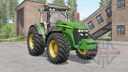A John Deere 7030-serieᶊ para Farming Simulator 2017
