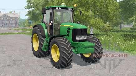 A John Deere 7030 Premiuᵯ para Farming Simulator 2017