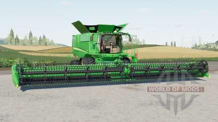 A John Deere S700-serieʂ para Farming Simulator 2017