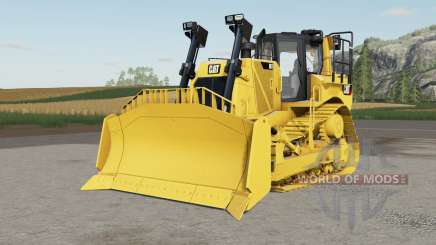 Caterpillar D8T para Farming Simulator 2017