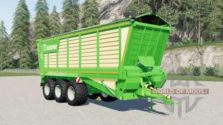 Krone TX 460 ©  para Farming Simulator 2017