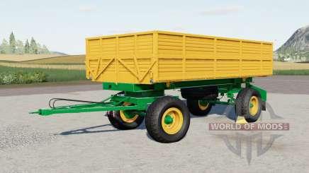 Hodgep MBP-୨ para Farming Simulator 2017