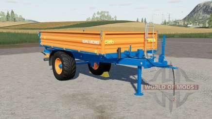 Galucho PB-5000 para Farming Simulator 2017
