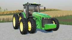 John Deere 8R-series US para Farming Simulator 2017